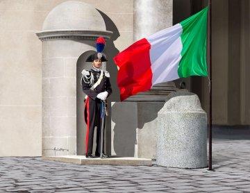 Carabinier · RE 02802 ·  Revell · 1:16