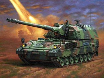 Panzerhaubitze 2000 · RE 03042 ·  Revell · 1:35