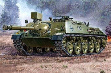 Kanonenjagdpanzer (KajaPa) + Observation Version (BeobPz) · RE 03068 ·  Revell · 1:35