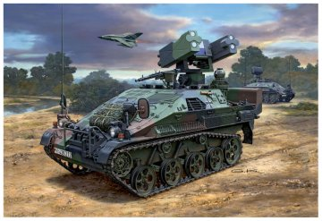 Wiesel 2 LeFlaSys  - Waffenträger Ozelot · RE 03089 ·  Revell · 1:35