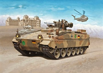 SPz Marder 1 A5 · RE 03092 ·  Revell · 1:35