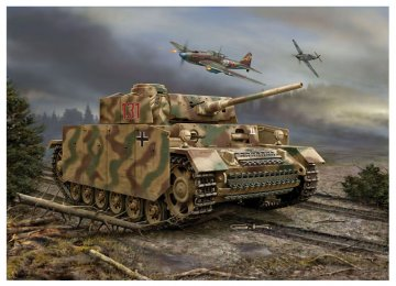 PzKpfw. III Ausf. M · RE 03117 ·  Revell · 1:72