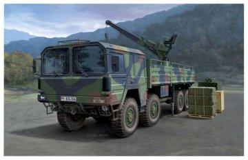MAN 10t mil gl (8x8 Trucks) · RE 03172 ·  Revell · 1:72