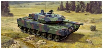 Leopard 2A5 / A5NL · RE 03187 ·  Revell · 1:72