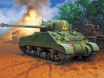 Sherman Firefly · RE 03211 ·  Revell · 1:76