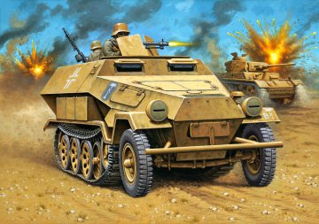 Sd.Kfz. 251/1 Ausf.B · RE 03231 ·  Revell · 1:76