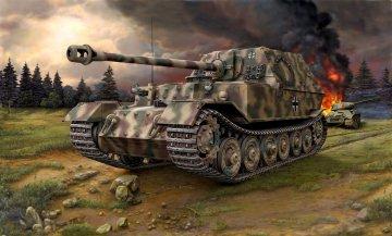 Sd.Kfz. 184 Tank Hunter Elefant · RE 03254 ·  Revell · 1:35