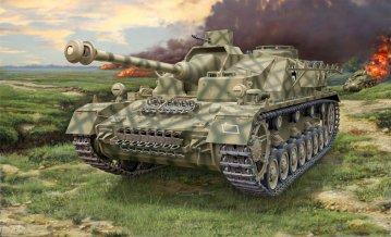 Sd.Kfz. 167 StuG IV · RE 03255 ·  Revell · 1:35