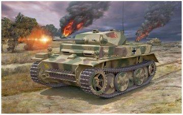 PzKpfw II Ausf. L LUCHS (Sd.Kfz.) · RE 03266 ·  Revell · 1:72