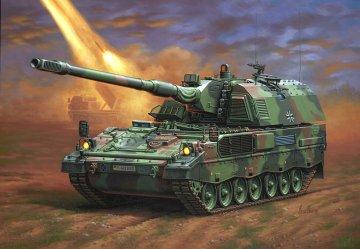 Panzerhaubitze 2000 · RE 03279 ·  Revell · 1:35