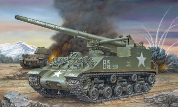 M40 G.M.C. · RE 03280 ·  Revell · 1:76