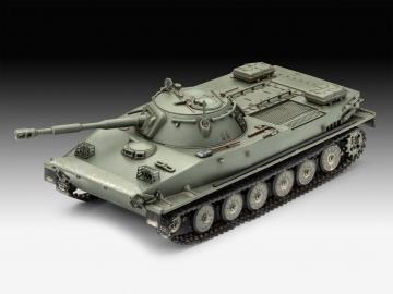 PT-76B · RE 03314 ·  Revell · 1:72