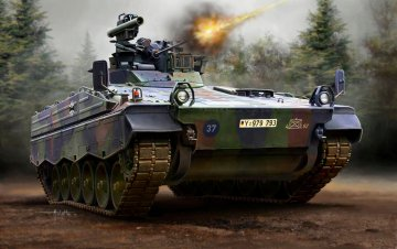 SPz Marder 1A3 · RE 03326 ·  Revell · 1:72
