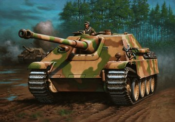 Jagdpanther Sd.Kfz.173 · RE 03327 ·  Revell · 1:72