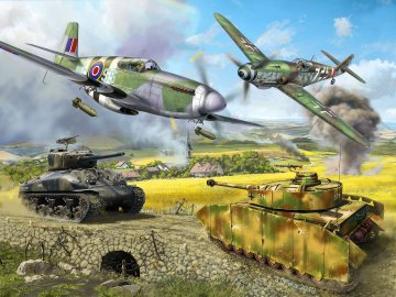 75 Years D-Day Set · RE 03352 ·  Revell · 1:72