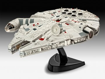 Millennium Falcon · RE 03600 ·  Revell · 1:241