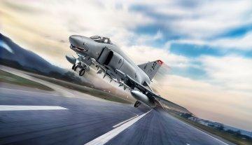 F-4 Phantom - Easy Click · RE 03651 ·  Revell · 1:72