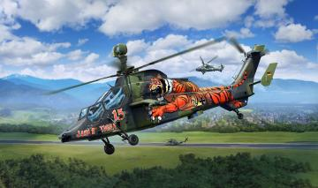 Eurocopter Tiger - 15 Jahre Tiger · RE 03839 ·  Revell · 1:72
