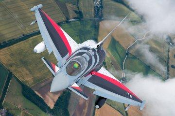 Eurofighter Typhoon - Baron Spirit · RE 03848 ·  Revell · 1:48