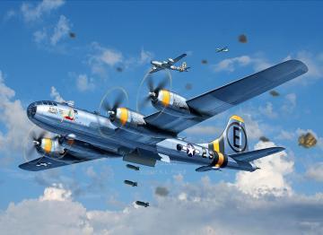 B-29 Super Fortress - Platinum Edition · RE 03850 ·  Revell · 1:48