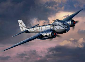 Junkers Ju 188 A-2 - Rächer · RE 03855 ·  Revell · 1:48