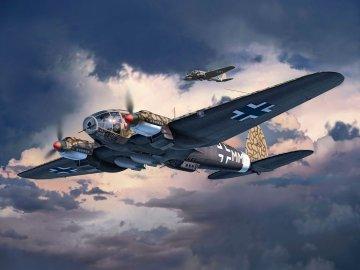 Heinkel He 111 H-6 · RE 03863 ·  Revell · 1:48