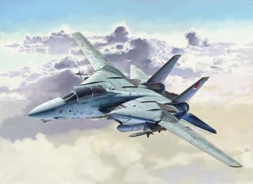 F-14 A Tomcat  - Top Gun · RE 03865 ·  Revell · 1:48