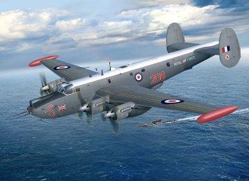 Avro Shackleton MR.3 · RE 03873 ·  Revell · 1:72