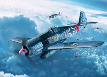 Focke Wulf Fw 190 A-8 Sturmbock · RE 03874 ·  Revell · 1:32