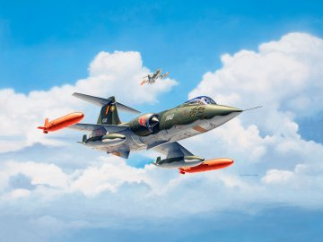 F-104 G Starfighter NL/B      · RE 03879 ·  Revell · 1:72