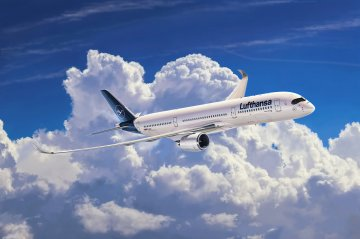 Airbus A350-900 Lufthansa New Livery · RE 03881 ·  Revell · 1:144
