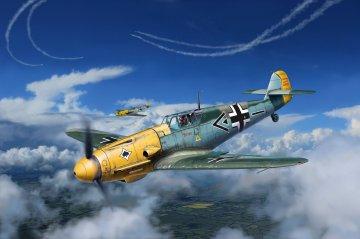 Messerschmitt Bf 109 F-2 · RE 03893 ·  Revell · 1:72