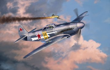 Yakovlev Yak-3 · RE 03894 ·  Revell · 1:72