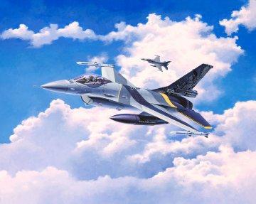 F-16 Mlu 100th Anniversary · RE 03905 ·  Revell · 1:72