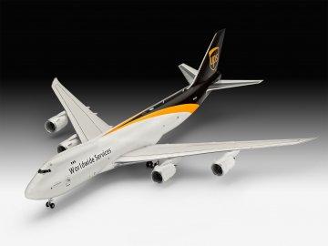 Boeing 747-8F UPS · RE 03912 ·  Revell · 1:144