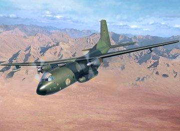 C-160 Transall Eloka · RE 03916 ·  Revell · 1:72