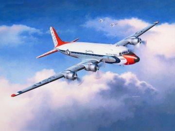 C-54D Thunderbirds Platinum Edition · RE 03920 ·  Revell · 1:72
