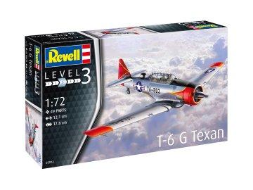 T-6 G Texan · RE 03924 ·  Revell · 1:72