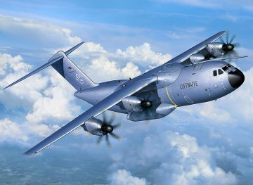 Airbus A400M Luftwaffe · RE 03929 ·  Revell · 1:72
