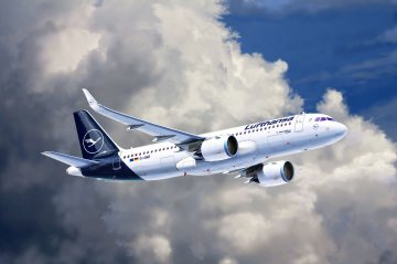 Airbus A320 Neo · RE 03942 ·  Revell · 1:144