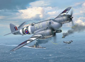 Bristol Beaufighter TF.X · RE 03943 ·  Revell · 1:48