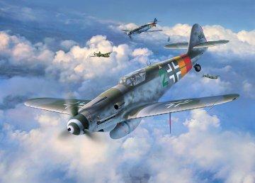 Messerschmitt Bf 109 G-10 · RE 03958 ·  Revell · 1:48