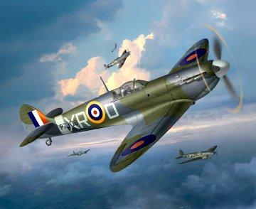 Supermarine Spitfire Mk.II · RE 03959 ·  Revell · 1:48