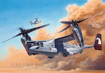 Bell V-22 Osprey · RE 03964 ·  Revell · 1:72
