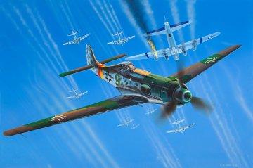 Focke Wulf Ta152H · RE 03981 ·  Revell · 1:72