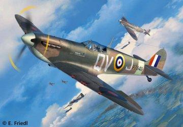 Spitfire Mk II · RE 03986 ·  Revell · 1:32