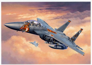 F-15E Eagle · RE 03996 ·  Revell · 1:144