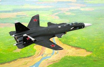Suchoj S-37 Berkut · RE 04000 ·  Revell · 1:144