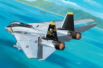 F-14A Tomcat · RE 04021 ·  Revell · 1:144