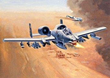 A-10A Thunderbolt · RE 04054 ·  Revell · 1:144